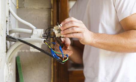 mise aux normes electriques chauny